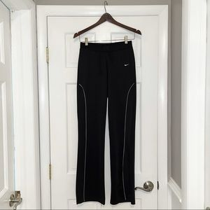 Nike fit dry black work out exercise pants
